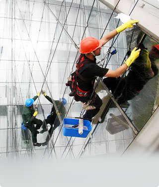 Услуги промышленных альпинистов в ростове на дону