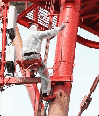 Техника безопасности промышленных альпинистов